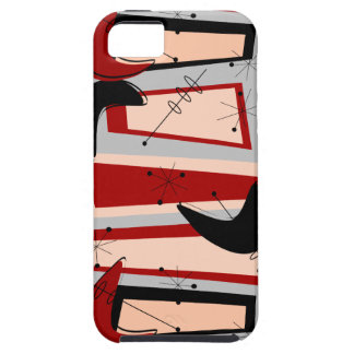 Mid-Century Modern iPhone 5/5S Case #12