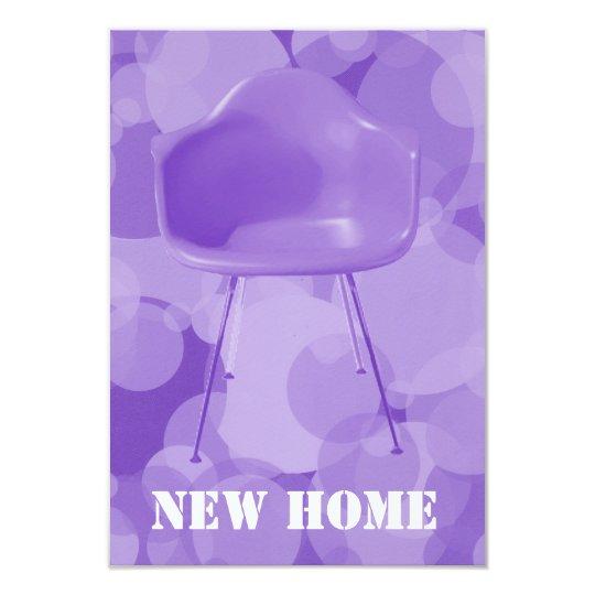 Mid Century Modern New Home V2 Card