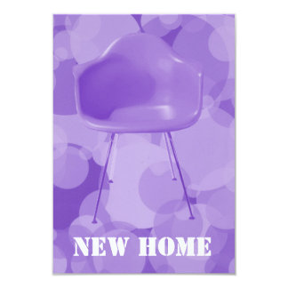 Mid Century Modern New Home V2 Custom Announcement