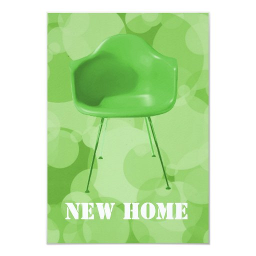 Mid Century Modern New Home V3 Card