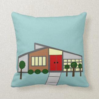 Mid-Century Modern Pillow House Design IV