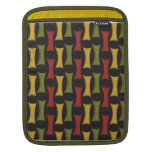 Mid Century Modern Retro Sleeve For iPads