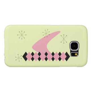 Mid Century Modern Samsung Galaxy S6 Case