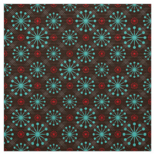Mid Century Modern Fabric Zazzle