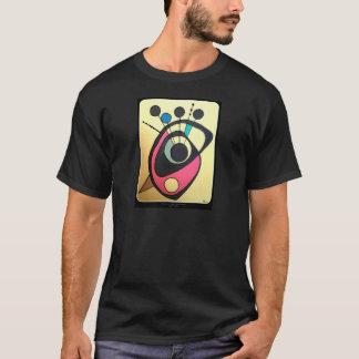 'Mid Century Modern Still Life Yellow' on a T-Shirt