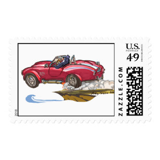 MiD LiFe PeNgUiN Stamp