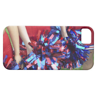 Mid Section View of Three Cheerleaders iPhone SE/5/5s Case