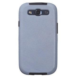 Mid  Slate Blue Samsung3 Case Samsung Galaxy SIII Cover