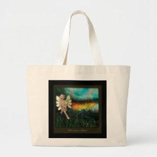 Mid-summer magic tote bag