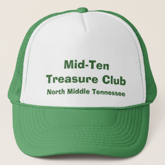 Mid-TenTreasure Club, North Middle Tennessee Trucker Hat