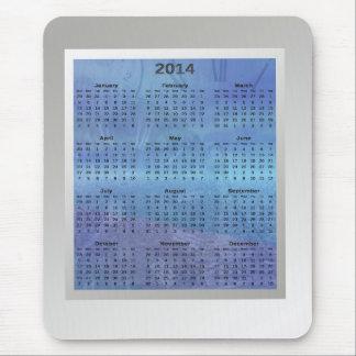 MIDA EL TIEMPO PARA el cojín de ratón del calendar Tapete De Ratón