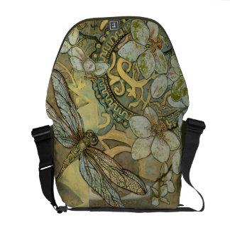 """Midas Dragonfly"" Messenger Bag"