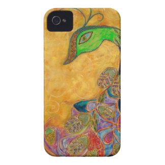 midas peacock painting BlackBerry Bold Case