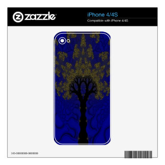 Midas Tree.jpg Skin For The iPhone 4