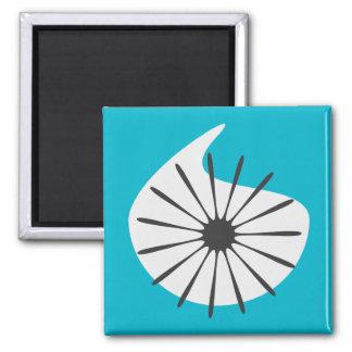 Midcentury Modern Kitchen Magnets