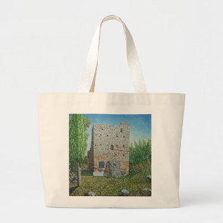 Midday Monument 2010 Large Tote Bag