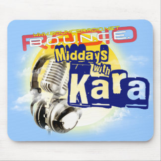Middays With Kara Mouspad Mouse Pad