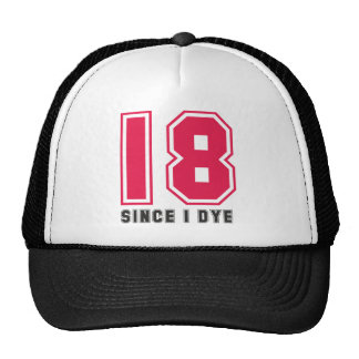 middle age trucker hat