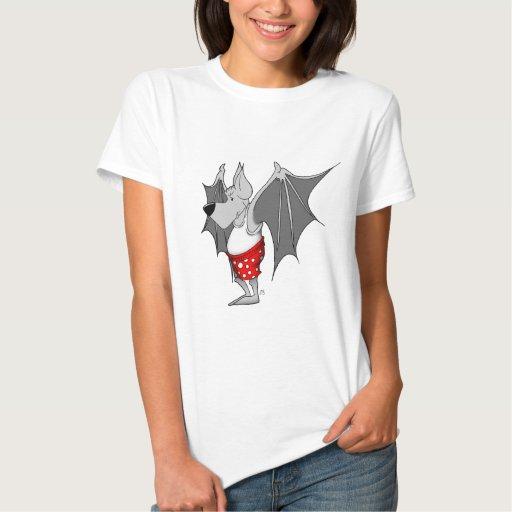 Middle Aged Bat T-Shirt