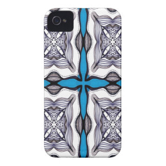 Middle Ages Cross iPhone 4 Cover
