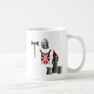 Middle Ages Mash-up Coffee Mug