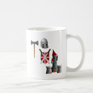 Middle Ages Mash-up Coffee Mugs