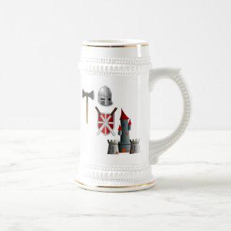 Middle Ages Mash-up Mug