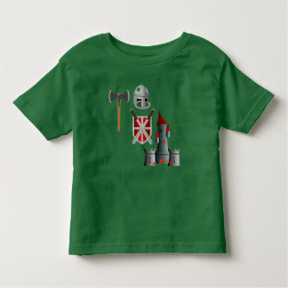 Middle Ages Mash-up Toddler T-shirt
