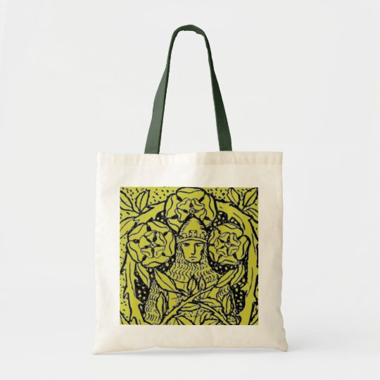 Middle Ages Tote Bag