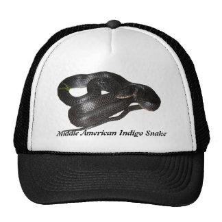 Middle American Indigo Snake Trucker Hat