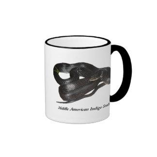 Middle American Indigo Snake Ringer Mug