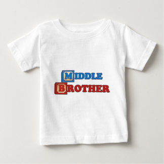 middle brother baby T-Shirt