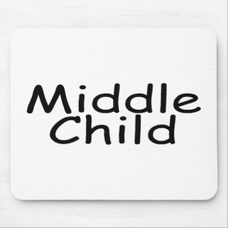 Middle Child Mouse Pad