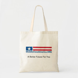 Middle Class America -  Carry Bag