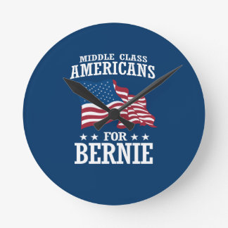 MIDDLE CLASS AMERICANS FOR BERNIE SANDERS ROUND CLOCK