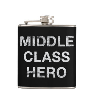 Middle Class Hero Flask