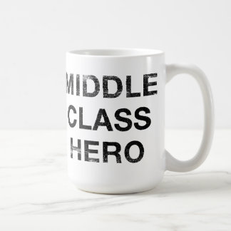 Middle Class Hero Mug