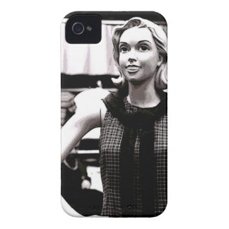 Middle Class Mannequin iPhone 4 Case-Mate Case