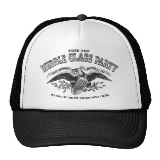 Middle Class Party Trucker Hat