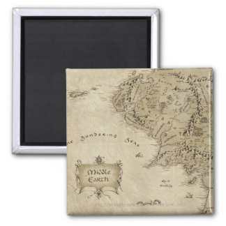 MIDDLE EARTH™ 2 INCH SQUARE MAGNET