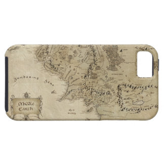 Middle Earth iPhone 5 Case