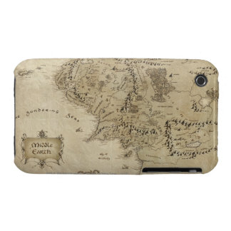 Middle Earth Case-Mate iPhone 3 Case