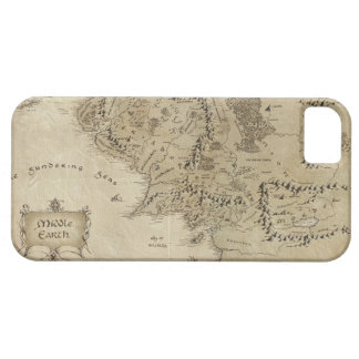 Middle Earth iPhone 5 Covers