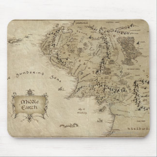 Middle Earth Mouse Pad