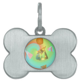 Middle Earth Pet Tag