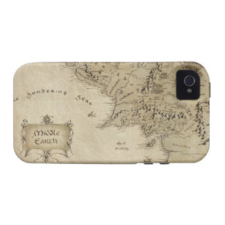 Middle Earth Vibe iPhone 4 Covers