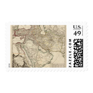 Middle East 2 Postage Stamp