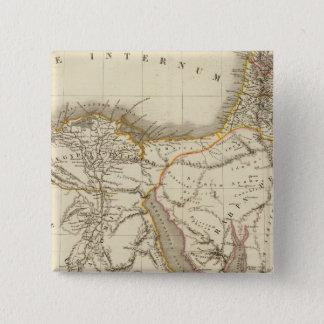 Middle East atlas map Button