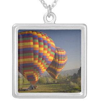 Middle East central part of Turkey in Cappadocia Silver Plated Necklace