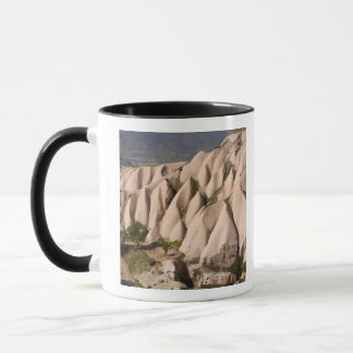 Middle East central part of Turkey in Mug